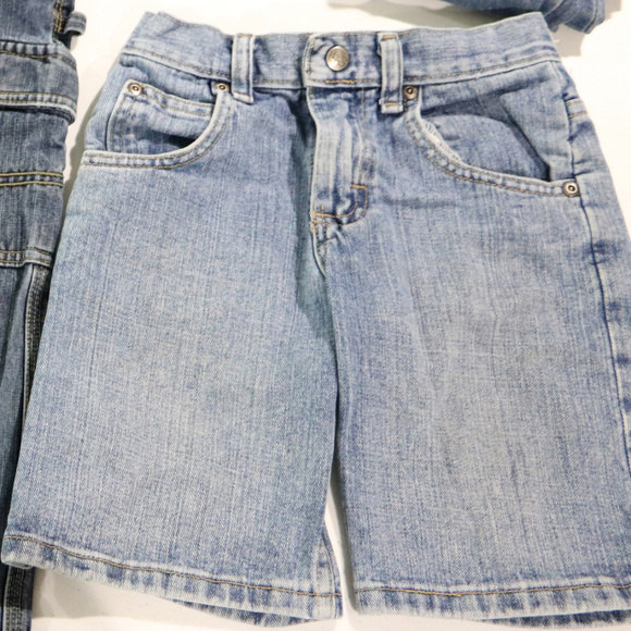 Lee Boys Blue Jean Shorts Size 6